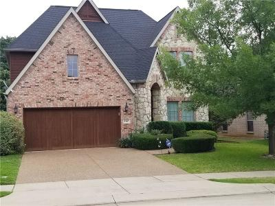Grapevine Single Family Home For Sale: 5307 Sun Meadow Drive