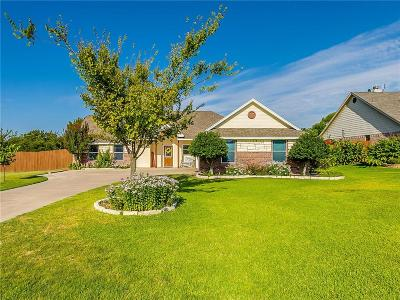 Weatherford Single Family Home For Sale: 136 Sun Valley Lane