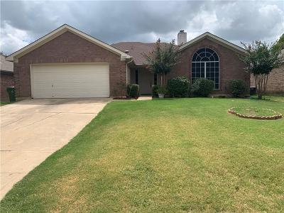 Mansfield Single Family Home For Sale: 3004 Rustic Meadow Trail
