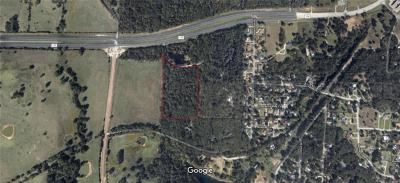 Residential Lots & Land For Sale: Tbd W Fm 120