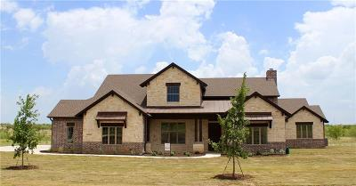Denton County Single Family Home For Sale: 3821 Robson Ranch Road