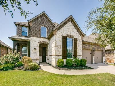 Forney Single Family Home For Sale: 1123 Brigham Drive