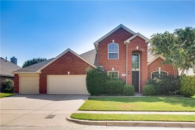 Fort Worth Single Family Home For Sale: 12008 Copper Creek Drive