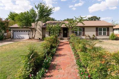 Irving Single Family Home For Sale: 503 E 7th Street
