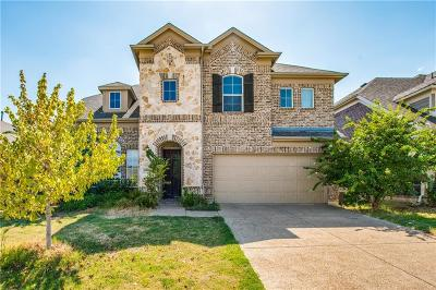 Sachse Single Family Home Active Contingent: 3806 Lariat Drive
