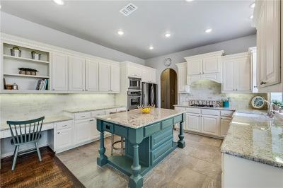 McKinney Single Family Home For Sale: 7601 Burr Ferry Drive
