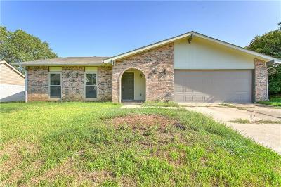 Arlington Single Family Home Active Option Contract: 7107 Greenspring Drive