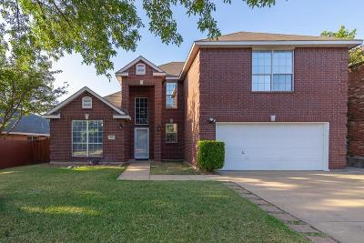 Cedar Hill Single Family Home For Sale: 549 Stonewall Drive