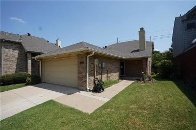 Lewisville Single Family Home For Sale: 2085 Stillwater Place