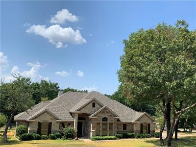Azle Single Family Home For Sale: 2309 Walter Smith Road