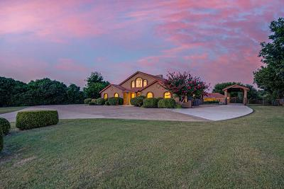 Rockwall Single Family Home For Sale: 3185 Ridge Road
