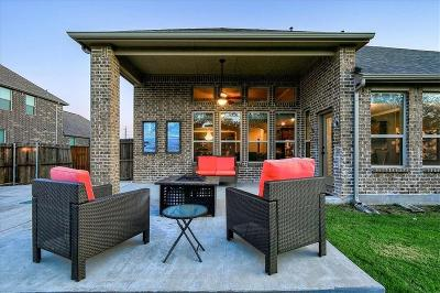 Frisco Single Family Home For Sale: 9880 Baltic Lane