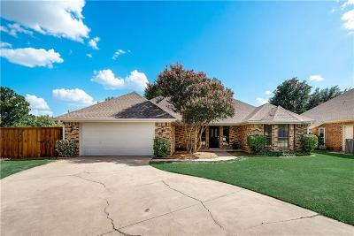 North Richland Hills Single Family Home For Sale: 7320 Wesley Court