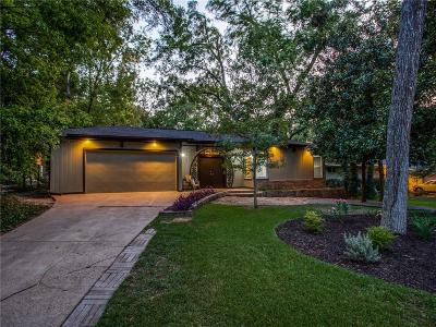 Dallas Single Family Home For Sale: 977 Sylvania Drive