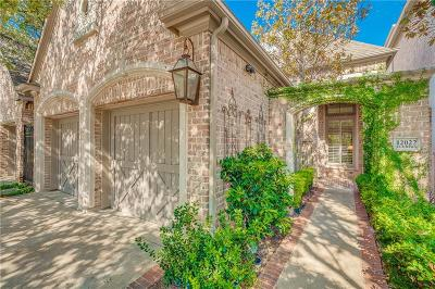 Dallas County Single Family Home For Sale: 12022 Lueders Lane