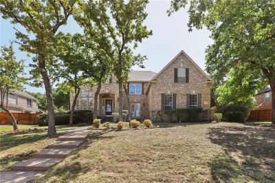 Keller Single Family Home For Sale: 901 Briar Ridge Drive