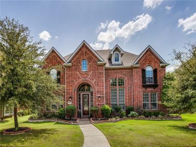 Frisco Single Family Home For Sale: 1687 Sandstone Drive