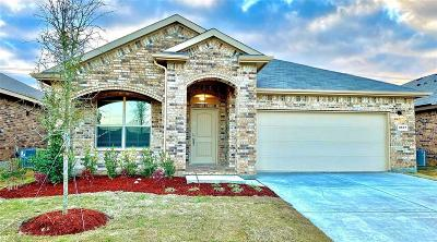 Fort Worth Single Family Home For Sale: 9537 Belle River Trail