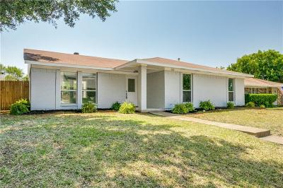 Lewisville Single Family Home For Sale: 1126 Wood Heights Drive