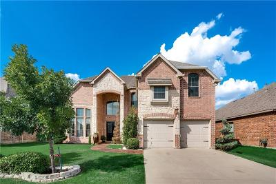 Little Elm Single Family Home For Sale: 3047 Lakefield Drive