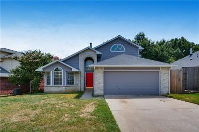 Corinth Single Family Home Active Option Contract: 2602 Timberview Circle