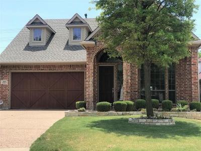 Garland Single Family Home For Sale: 2630 Woodpark Drive
