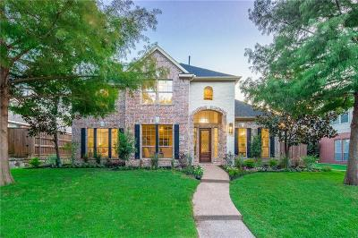 Frisco Single Family Home For Sale: 4471 Explorer Drive