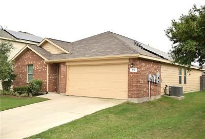 Fort Worth Single Family Home For Sale: 613 Rio Bravo Drive
