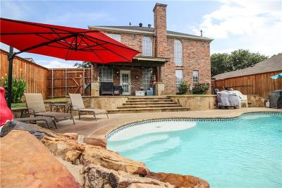 Flower Mound Single Family Home For Sale: 4917 Lansdale Drive