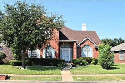 Garland Single Family Home For Sale: 2917 Lake Valley Drive