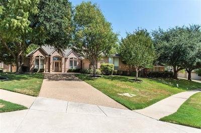 McKinney Single Family Home For Sale: 4808 Ivyleaf Lane