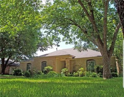 Richardson Single Family Home For Sale: 605 Nantucket Circle