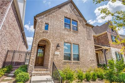McKinney Single Family Home For Sale: 6217 Exeter Avenue