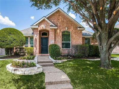 Collin County Single Family Home For Sale: 7703 Worthing Street