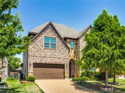 Collin County Single Family Home For Sale: 5604 Green Moss Hill