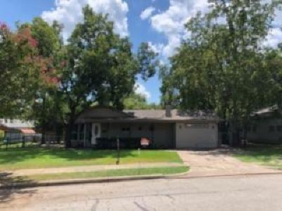 Single Family Home For Sale: 4808 Stephanie Drive