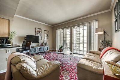 Dallas Condo For Sale: 3225 Turtle Creek Boulevard #1535