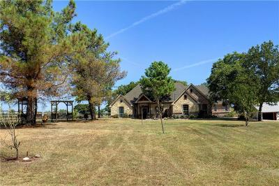 Archer County, Baylor County, Clay County, Jack County, Throckmorton County, Wichita County, Wise County Single Family Home For Sale: 2284 Fm 2048