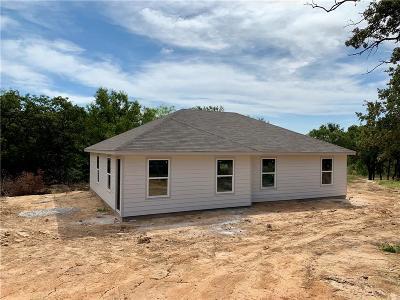 Palo Pinto County Single Family Home For Sale: 108 Turkey Creek Road