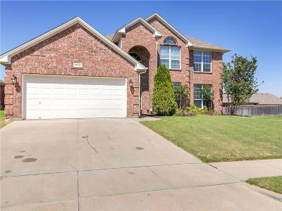 Fort Worth Single Family Home For Sale: 12721 Excelsior Lane