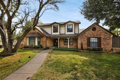 Plano Single Family Home For Sale: 3204 Overland Drive