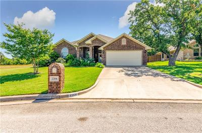Mineral Wells Single Family Home For Sale: 2206 Autumn Court