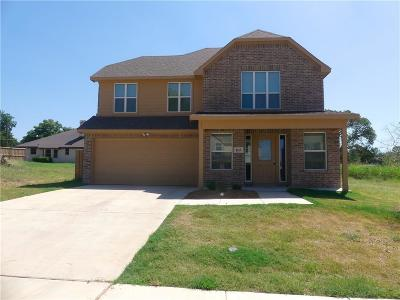 Terrell Single Family Home For Sale: 105 Brooks Drive
