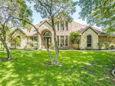 Dallas County, Denton County, Collin County, Cooke County, Grayson County, Jack County, Johnson County, Palo Pinto County, Parker County, Tarrant County, Wise County Single Family Home For Sale: 201 Muir Hill Drive