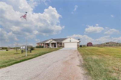 Archer County, Baylor County, Clay County, Jack County, Throckmorton County, Wichita County, Wise County Single Family Home For Sale: 2378 County Road 4010