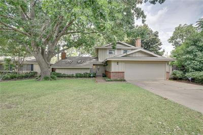 Arlington Single Family Home For Sale: 2715 Hollywood Drive
