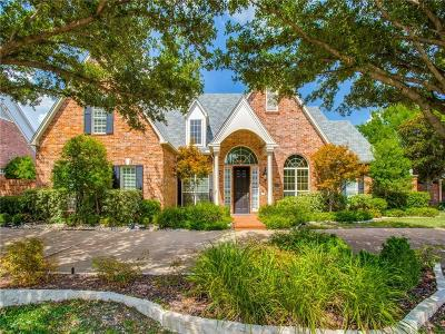 Plano Single Family Home For Sale: 5401 Grasmere Drive
