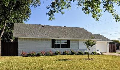 Dallas Single Family Home For Sale: 11373 Carissa Drive