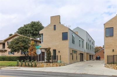 Dallas Single Family Home For Sale: 1905 La Croix Place