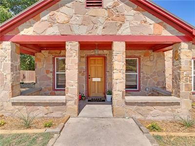 Weatherford Single Family Home For Sale: 2700 Fm 920